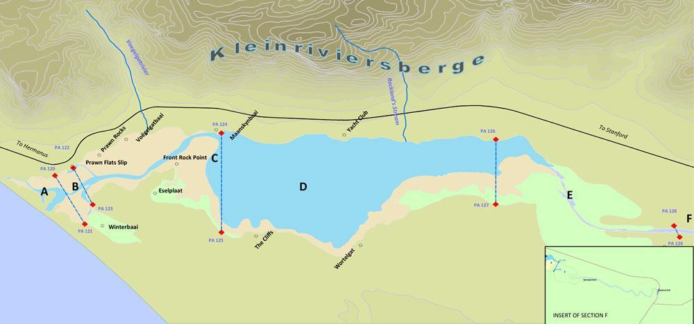 Kleinriver zonation map final