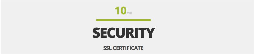 security SEO Audit