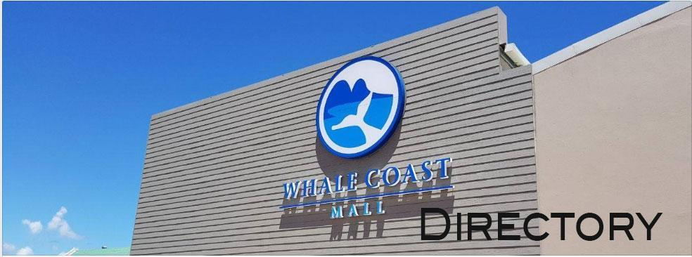 Whale Coast Mall Directory