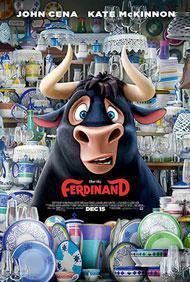 movie poster ferdinand 190