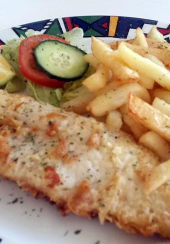 FC Fish Chips