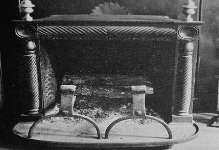 fireplace christopher wren