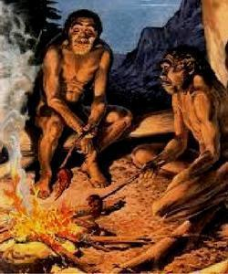 fireplaces cavemen