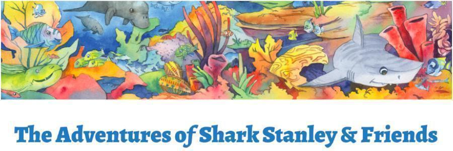 kids adventures of shark stanley