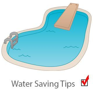 safe water swimming pool