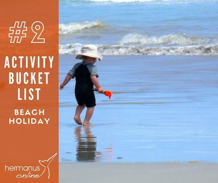 Activity bucketlist 2 beach