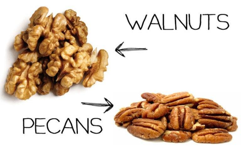 pecans or walnuts