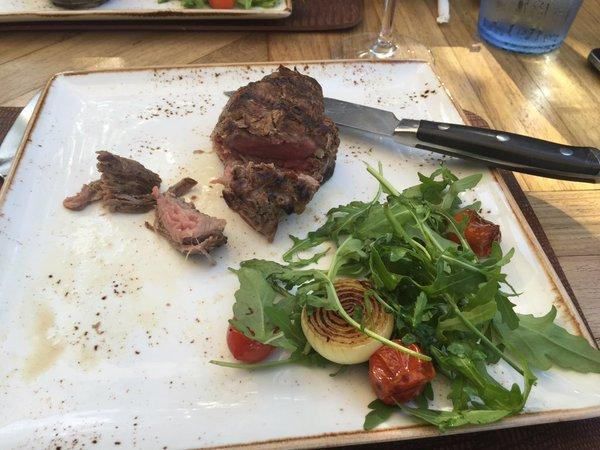 Richard quest steak