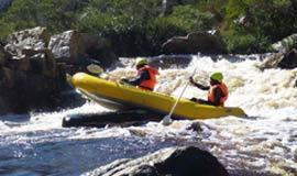 saforest adventures rafting