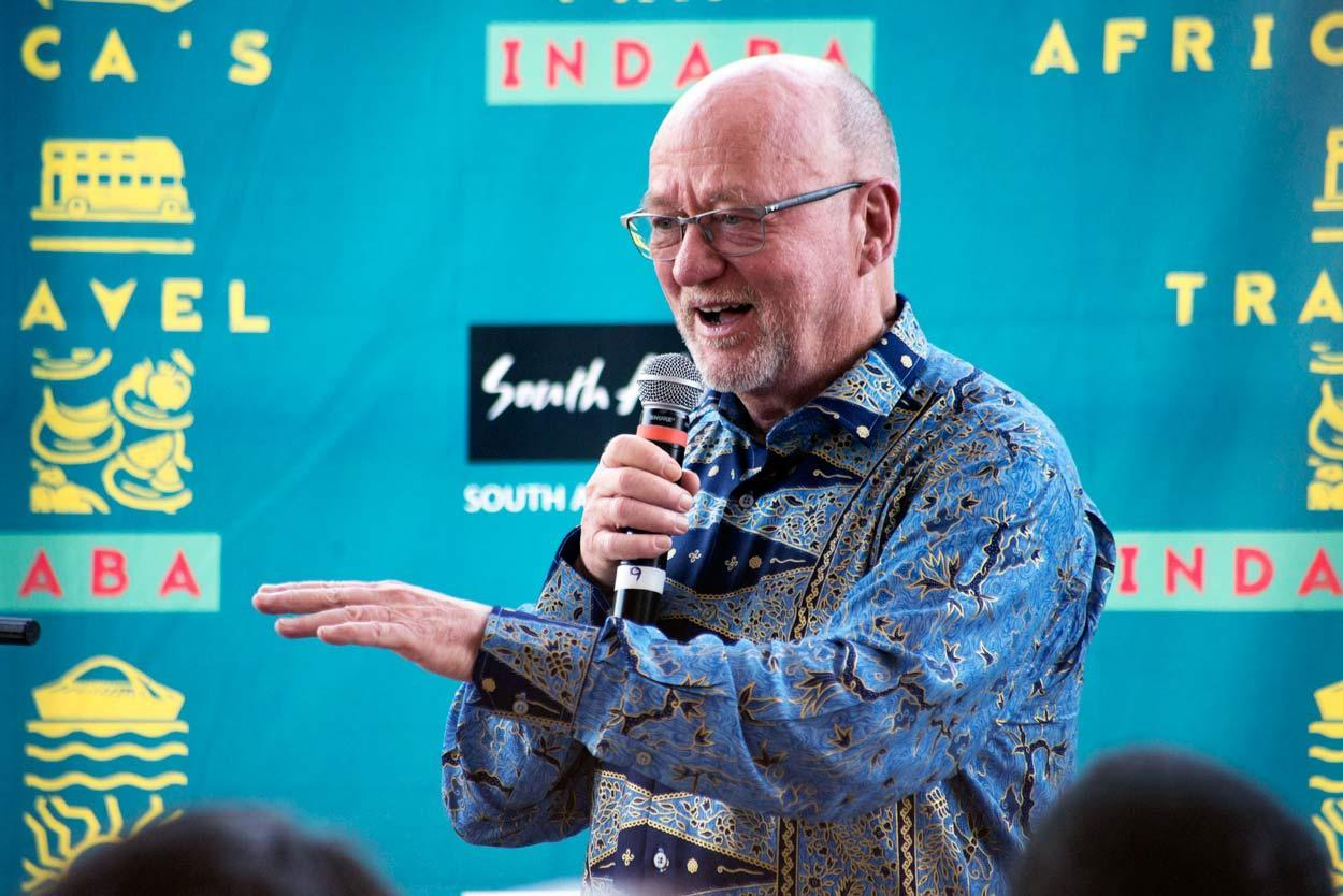 Welcome address by Tourism Minister Derek Hanekom at Africa's Travel Indaba