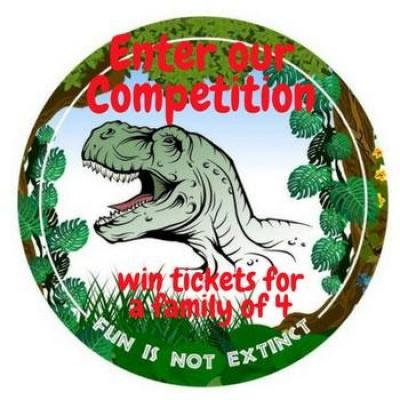 Dinos Alive in Hermanus Competition