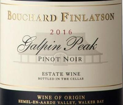 Bouchard Finlayson celebrates world Pinor Noir day on 18 August 2018