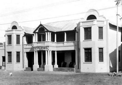 Hermanus had thirteen Hotels in the golden and olden days.