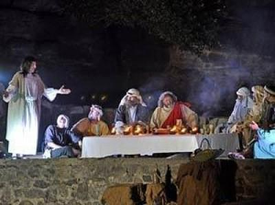 Hermanus Passion Play on Good Friday 25 March 2016