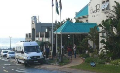 """Enchanting yet disenchanting in the same breath""  - The Point Hotel, Mossel Bay"