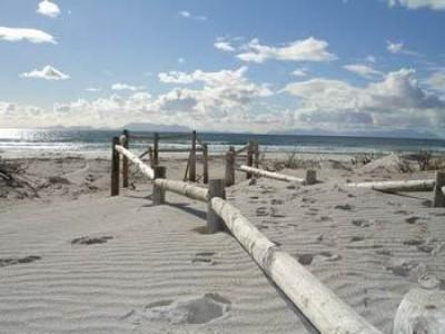 Coast to Coast, beaches along the Hangklip-Kleinmond Shoreline in South Africa