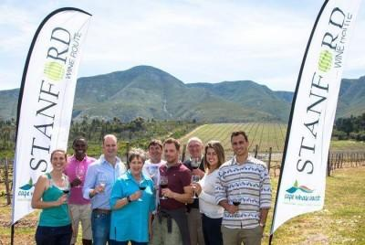 The Stanford Wine Route was launched on the 27 of November 2015