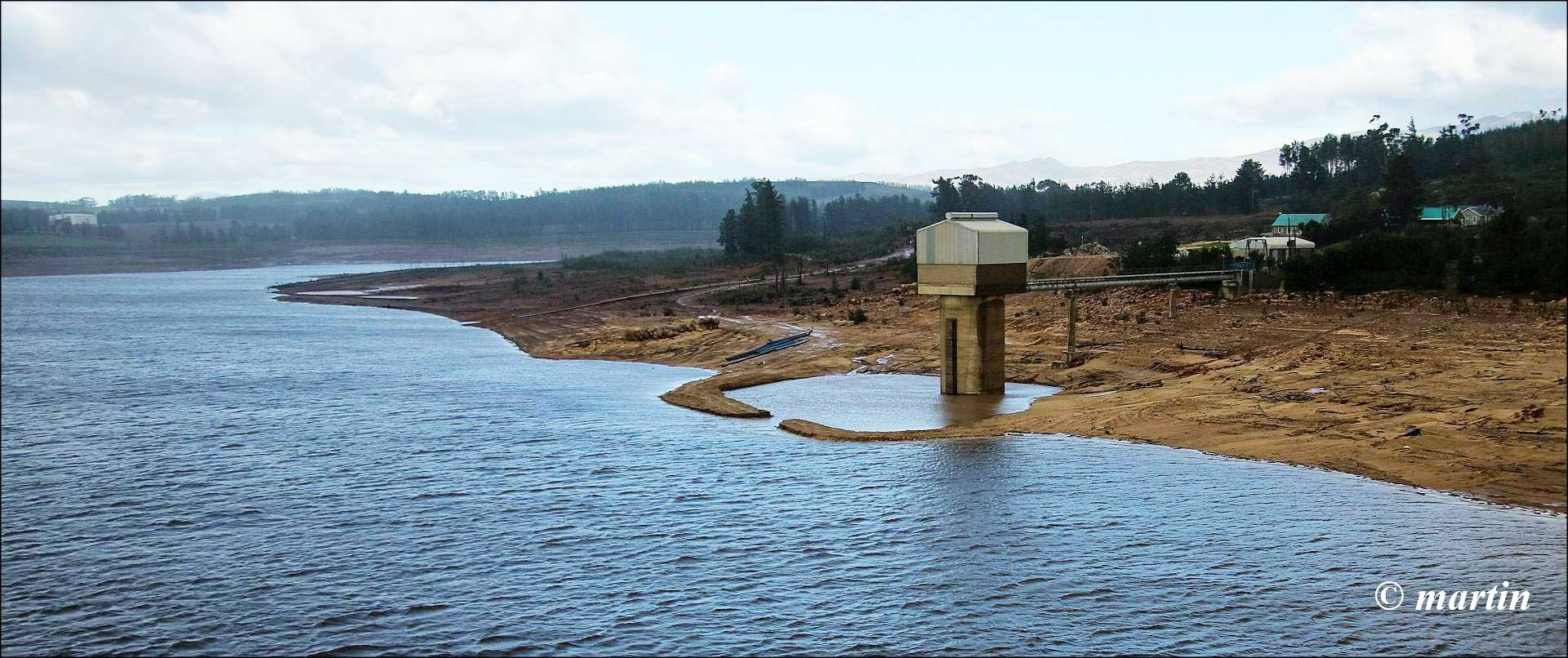 All the Major Dam levels in the Western Cape - June 2018