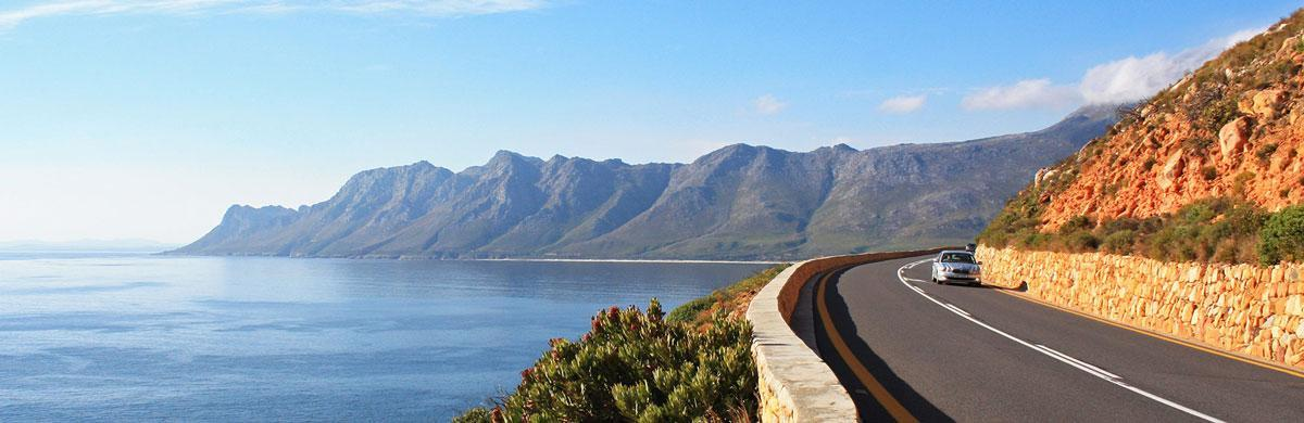 Clarence Drive is one of the most coastal scenic routes the Cape Peninsula.