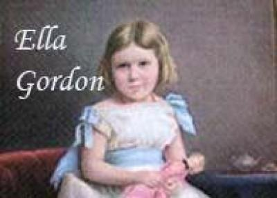 The Remarkable Miss Ella Gordon