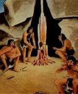 Why sitting by the fire is so relaxing: Staring at flickering light awakens our inner caveman