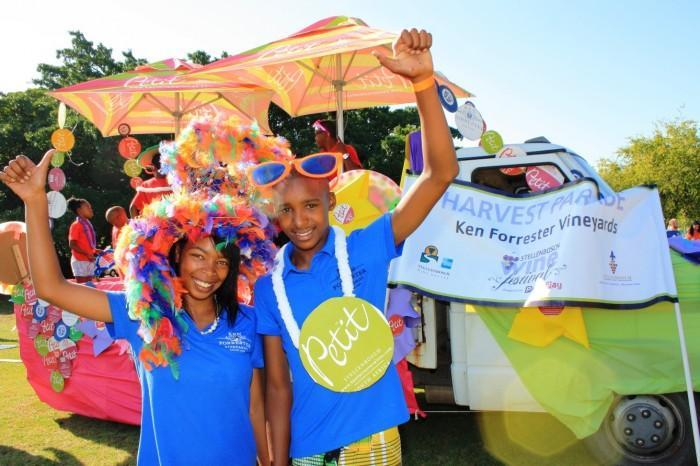 Stellenbosch Harvest Parade brings local offerings to visitors
