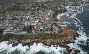 Gearing's Point in Hermanus - Origin