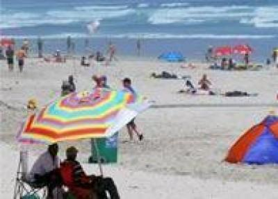 Visit one of the Hermanus Beaches