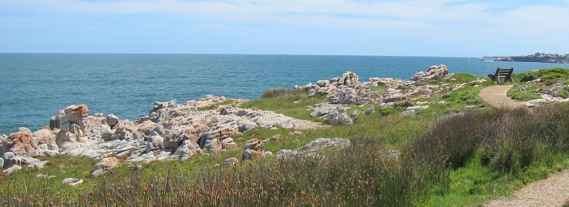 The famous Hermanus Cliff Path
