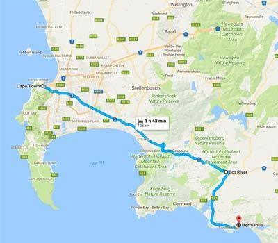 All roads lead to the Hermanus Whale Festival this coming weekend [28 - 30 September 2018]