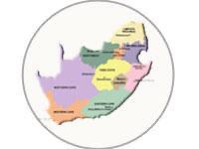 Provinces and Capitals in SA