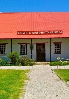 De Wet's Photo Museum in Hermanus