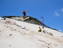 Sandboarding Betty's Bay & Cape Town