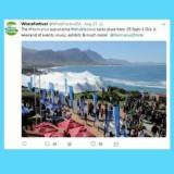 The brilliant online marketing strategy behind the bumper 2017 Hermanus Whale Festival