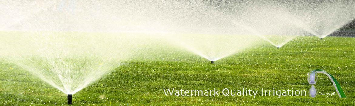 Watermark Quality Irrigation